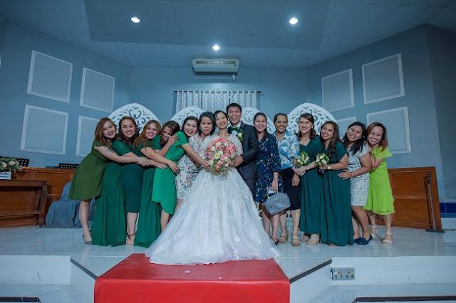 my classmate's wedding