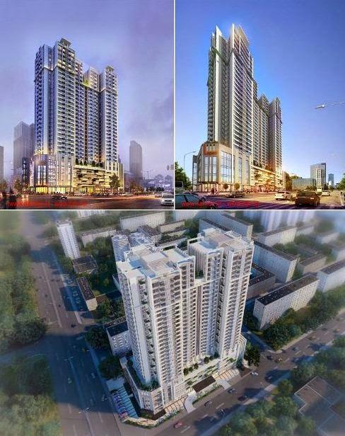 Chung cư Legend Tower