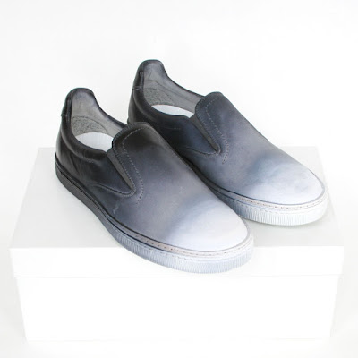 margiela slip on sneakers