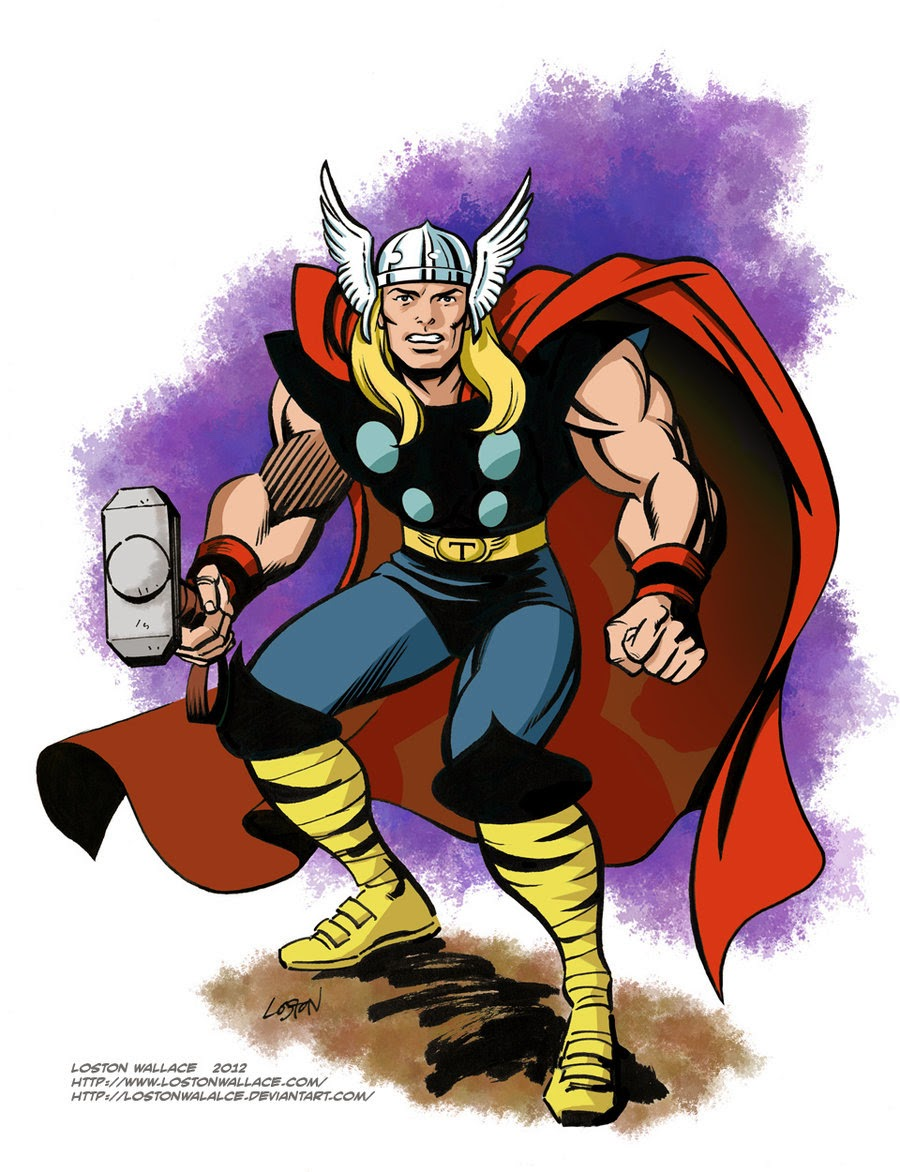 Thor Animation Cartoon HD