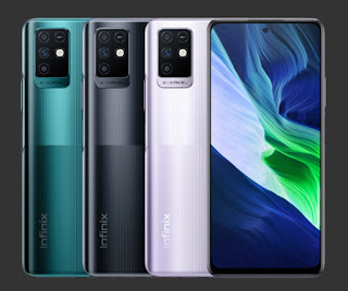 Infinix Note 10 price in India