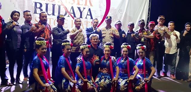 Konser Budaya Satoe Hati di Depok Resmi Ditutup, Selanjutnya Akan Digelar di Bandung