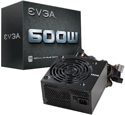 EVGA 600 W1