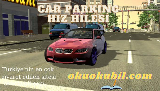 Car Parking Multiplayer  Hız Hilesi İndir  Her Araba 2020