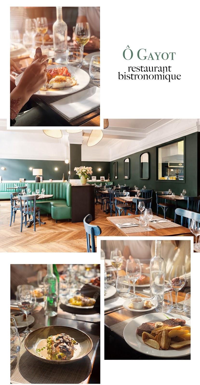 ô Gayot restaurant