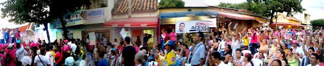 Jorge Acevedo Alcalde ratifica sus compromisos de campaña en Comuna 10 de Cúcuta « FélixContrerasTelevisión Corpofrontera #CF