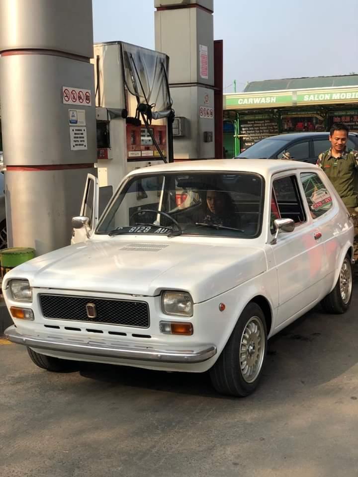 Di Joeal Fiat 127 Thn 81 Baru Kelar Restorasi Lapak Mobil Dan