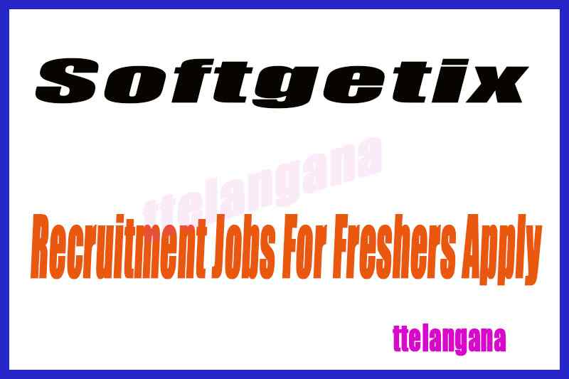 Softgetix Recruitment Jobs For Freshers Apply