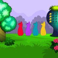 G2L Cat Land Escape