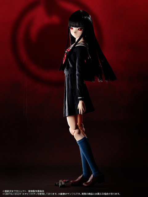 "Preview de Ai Enma de ""Hell Girl (Jigoku Shoujo)"" - Azone Internacional"