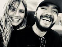 Heidi Klum si sposa con il chitarrista dei Tokio Hotel