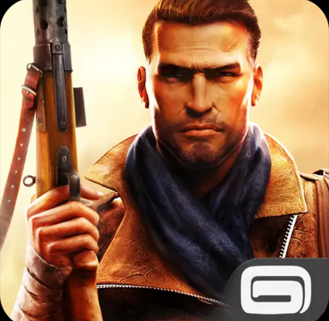 BROTHERS IN ARMS 3 APK+OBB GAME -  DOWNLOAD FOR ANDROID
