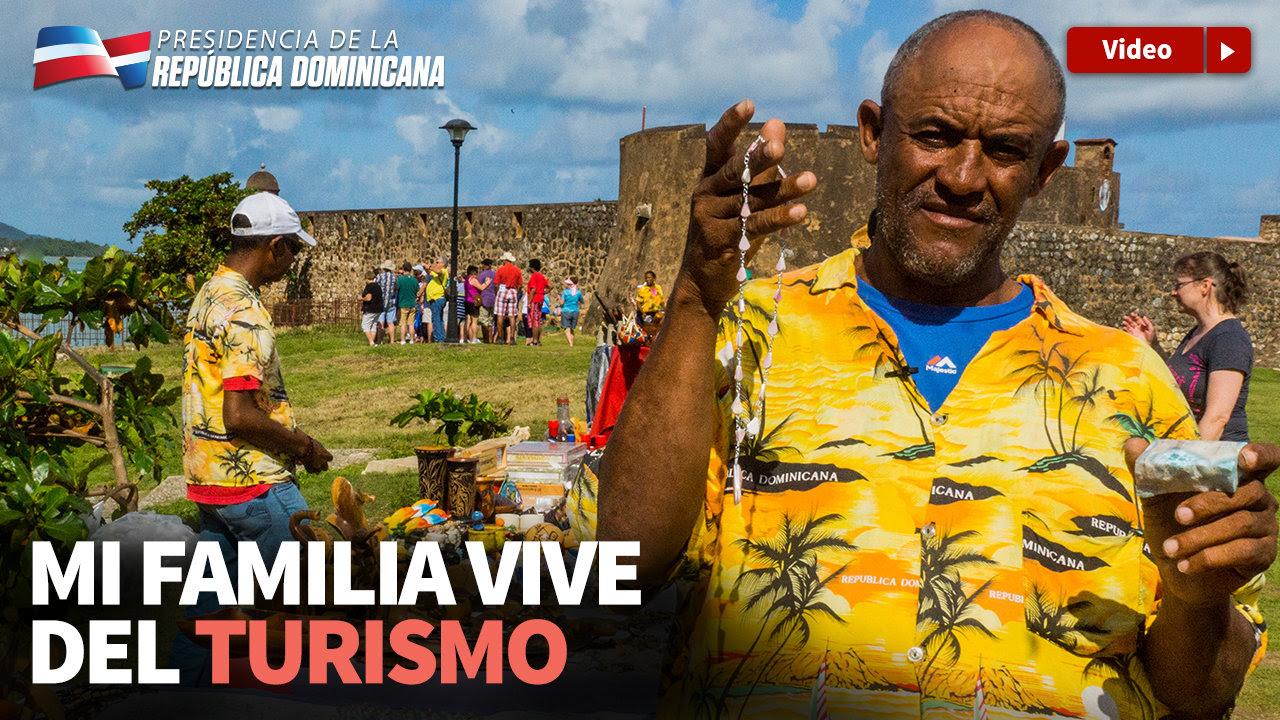 VIDEO: Mi familia vive del turismo