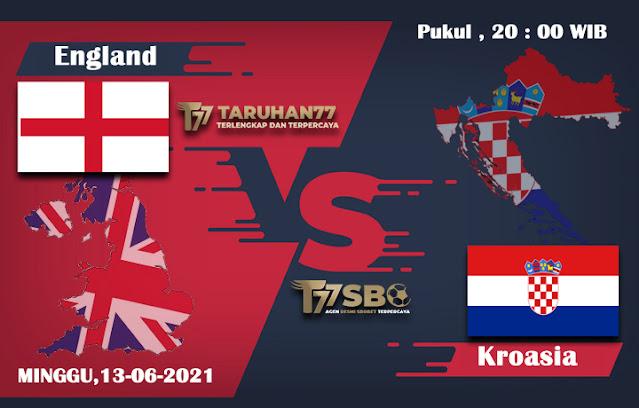 PREDIKSI JITU PIALA EUROPA 2021 Inggris vs Kroasia, 13 Juni 2021 TERBUKTI