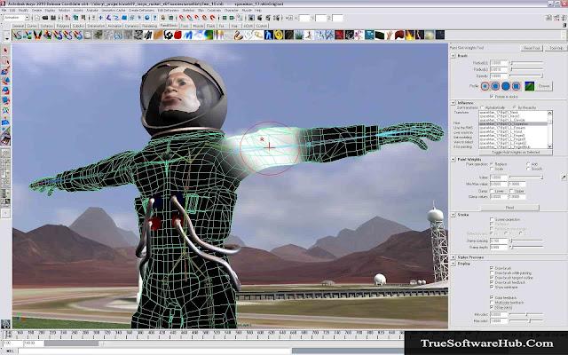 AutoDesk Maya 2008 Full Version Download
