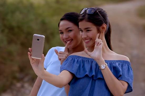 Samsung Galaxy J1 2016 Philippines, Liza Soberano