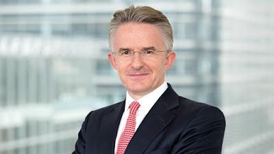 Mengejutkan, Bos Besar HSBC John Flint Mengundurkan Diri