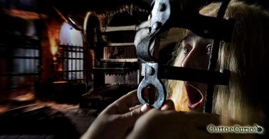 Horror medieval - as 16 torturas mais terríveis da Idade Média