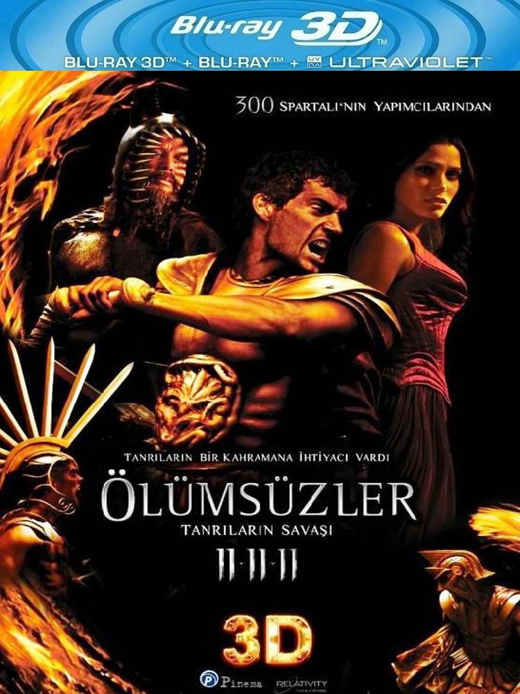 Ölümsüzler (2011) 3D Film indir