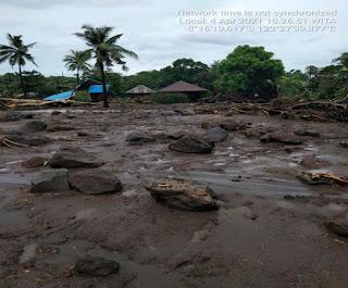 8424 Warga NTT Mengungsi Akibat Siklon Tropis Seroja, Berikut Rincian Kerusakan!