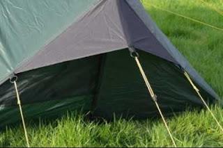 Titik guyline tenda