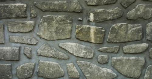 batu alam untuk dinding rumah rancangan desain rumah