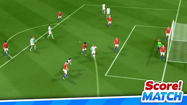 Screenshot Score Match