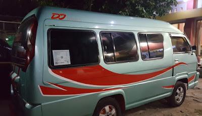 Travel Tegal Jakarta