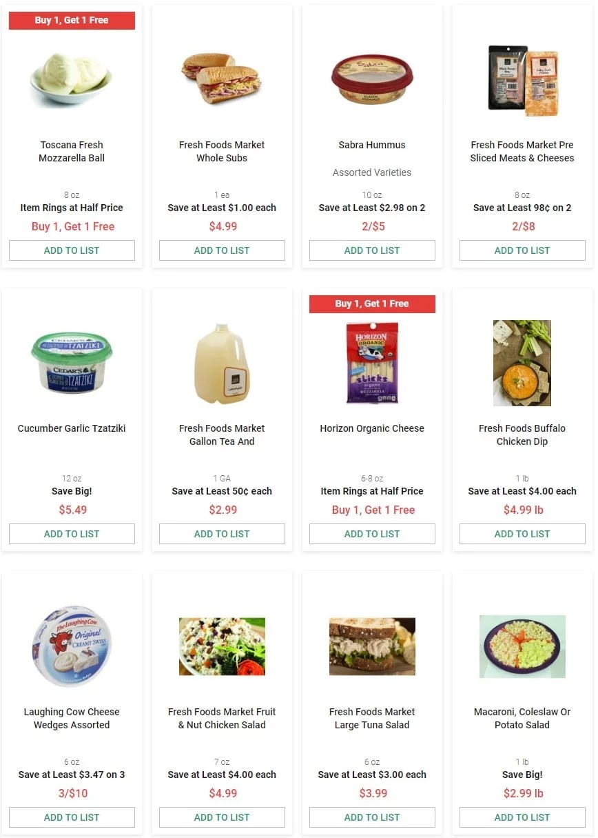 Browse the current Harris Teeter Weekly Ad September 19 - 25, 2018