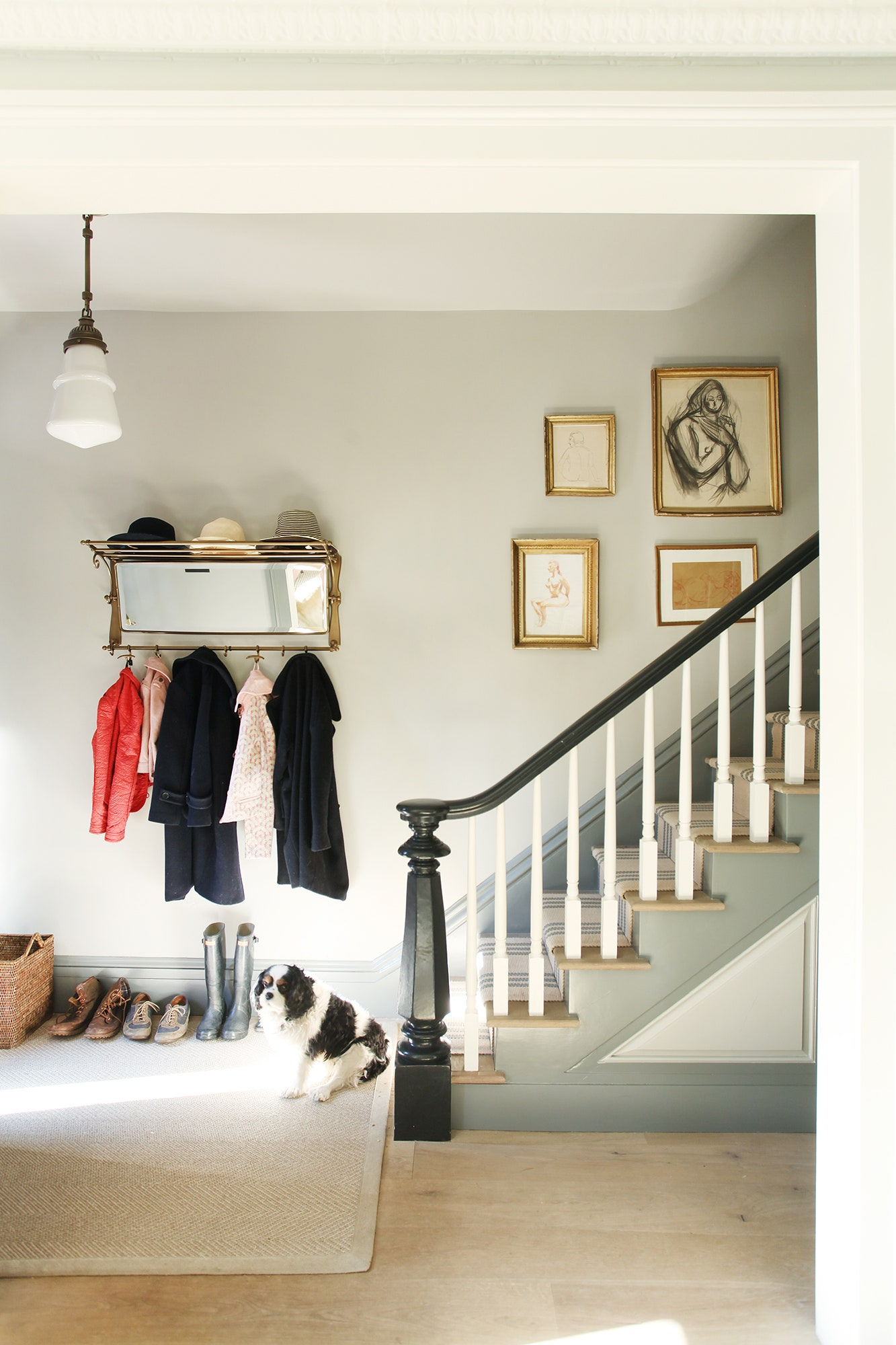 Décor Inspiration | At Home With: Interior Designer Jenny Wolf, Cobble Hill, Brooklyn