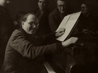Olivier Messiaen in 1946