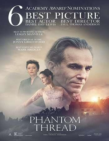 Watch Online Phantom Thread 2017 720P HD x264 Free Download Via High Speed One Click Direct Single Links At WorldFree4u.Com