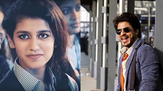 Internet's crush Priya Prakash Varrier aspires