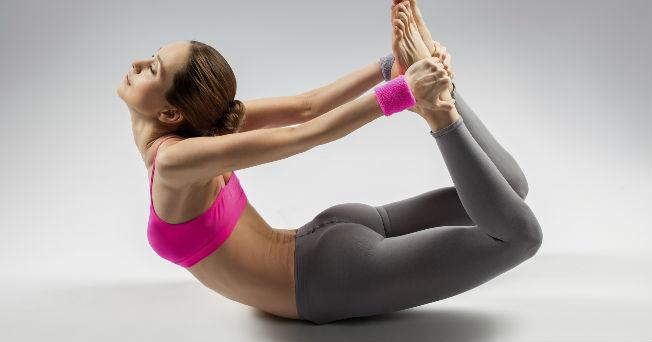 Posturas De Yoga Para Adelgazar 3