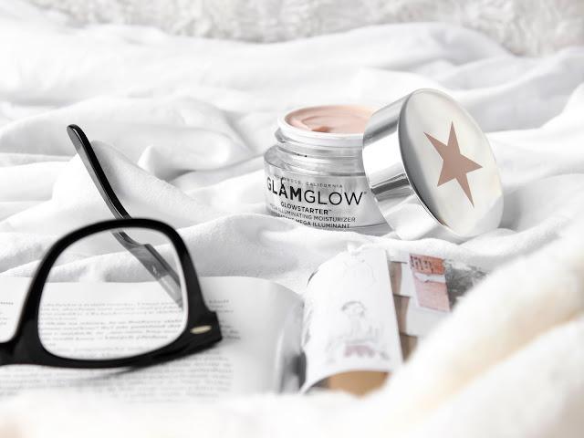 blog nákupy pr balíčky glamglow péče o pleť