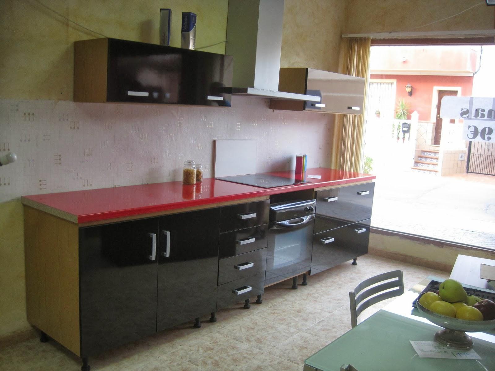 Muebles arcecoll cocinas - Encimera de cocina precios ...