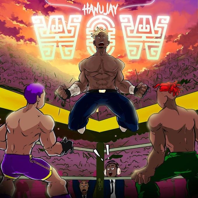 EP: Hanu Jay's - Afro-fusion EP