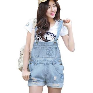 Harga Celan Kodok Lebaran Model Jeans Pendek Untuk Wanita Paling Keren 2017 fb34813aad