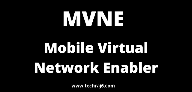 MVNE full form, What is the full form of MVNE