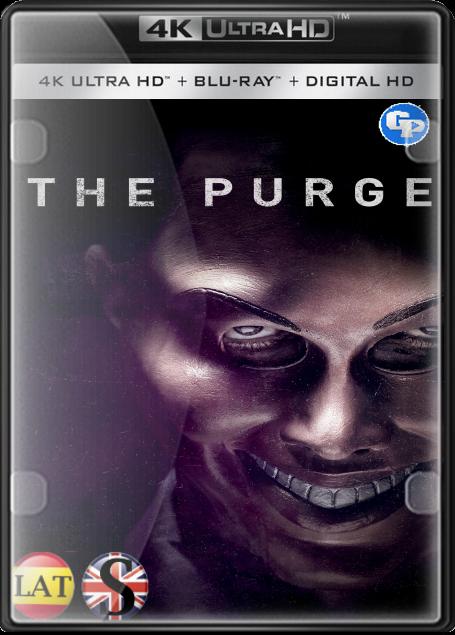 The Purge: La Noche de las Bestias (2013) 4K UHD LATINO/INGLES