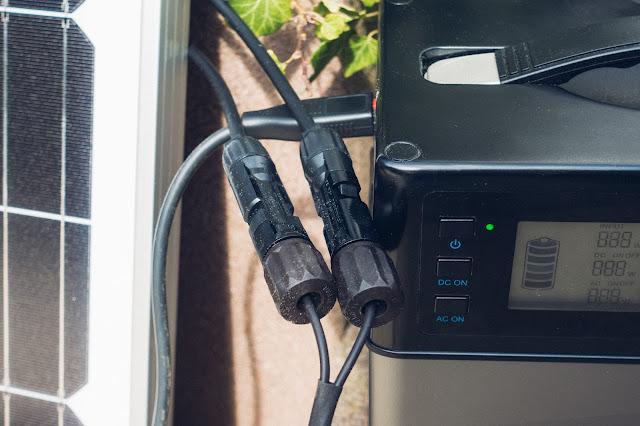 Suaoki 400Wh Mobiler Energiespeicher 06