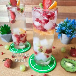 Es soda buah