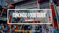 Binondo Food Guide
