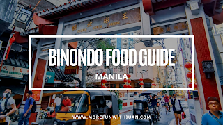 Binondo Food Guide