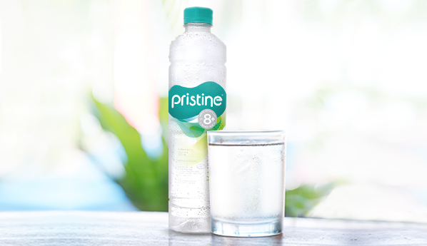 Pristine 8+ Air Alkali Alami