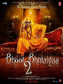 Bhool Bhulaiyaa 2 Movie (2020)-Reviews, Cast, Release Date