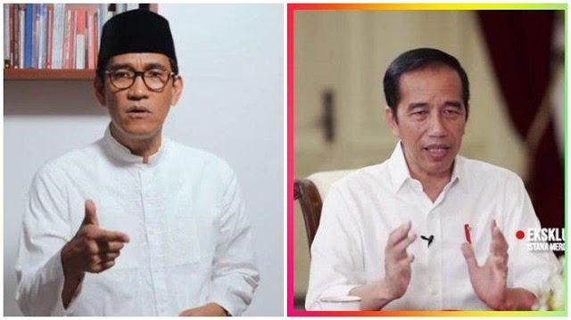 Refly Harun Sebut Jokowi Dibantu Para Menteri yang Nilainya Dibawah 6