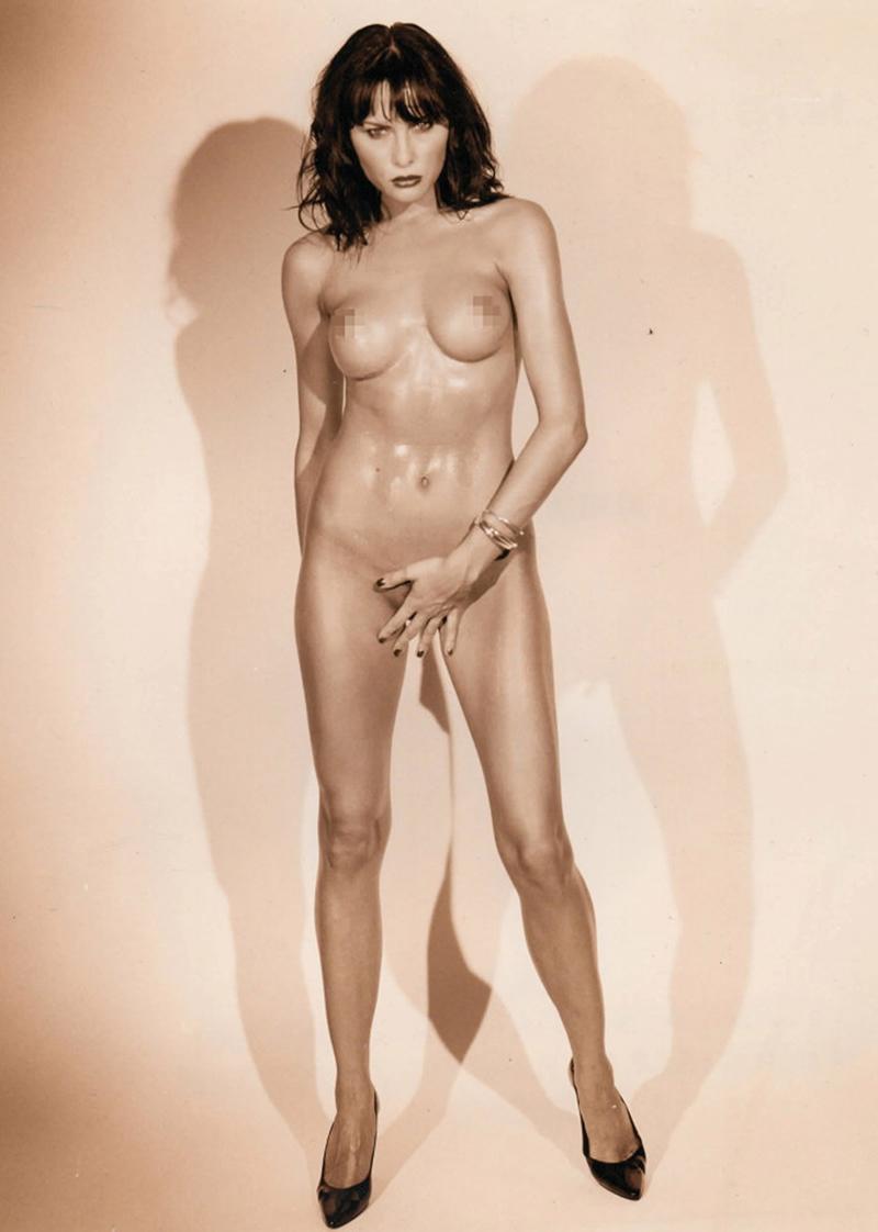 Melania Trump Nude Images
