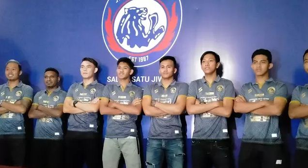 Daftar Pemain Arema FC Liga 1 2020