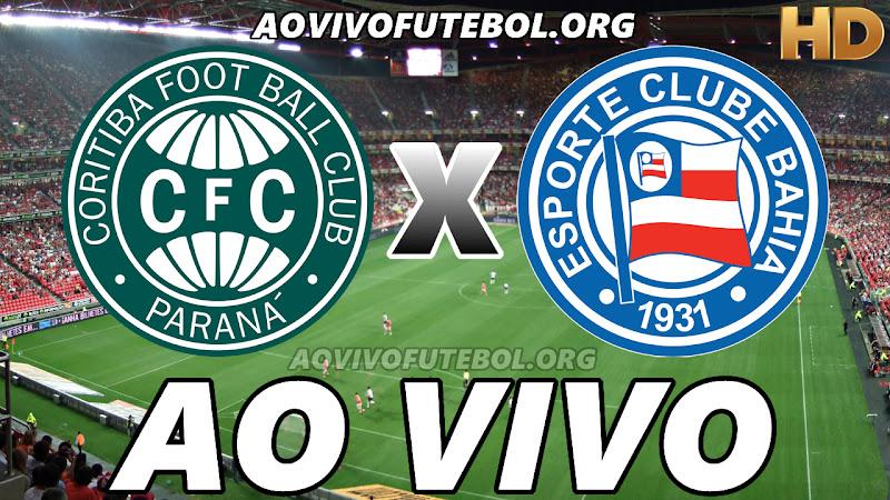 Assistir Coritiba vs Bahia Ao Vivo HD